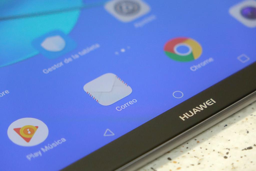 La futura Huawei℗ MediaPad M7, filtrada: la pantalla perforada llega a las tablets