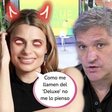 María Lapiedra vuelve a reírse de Gustavo González: Raja sin pudor sobre la familia de su marido en 'Sálvame'