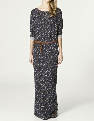 Rebajas 2011: Zara nuevo largo