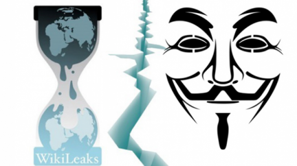 Assange advierte a Anonymous que el FBI controla varios servidores suyos