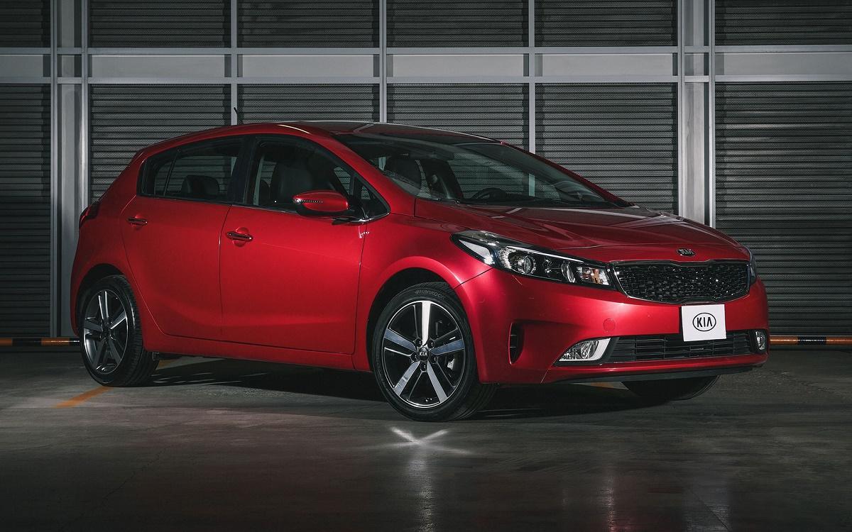 KIA Forte Hatchback: precios, versiones y equipamiento en ...