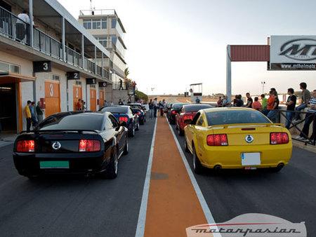 Tarde de tandas en el circuito de Cartagena