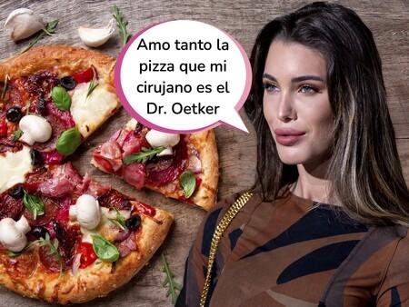 Marta López Álamo se une a Jon Kortajarena como hater oficial de 'Glovo': El drama que ha tenido que soportar la novia de Kiko Matamoros con unas pizzas