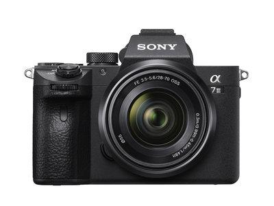 Sony A7 III: 10 fps, vídeo 4K y el enfoque de la A9 para meter miedo a Canon y Nikon