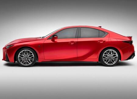 Lexus Is 500 F Sport Performance 2022 1600 0a