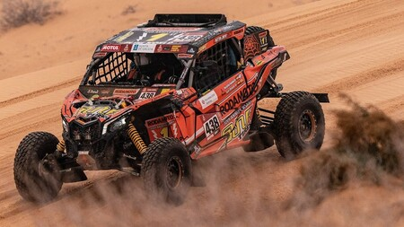 Las historias del Dakar: Ricardo Ramilo se enfada con su copiloto y lo abandona en mitad del desierto