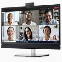 Avalancha de monitores de Dell: desde un modelo curvo de 40 pulgadas con resolución 5K hasta una nueva familia de monitores con webcam