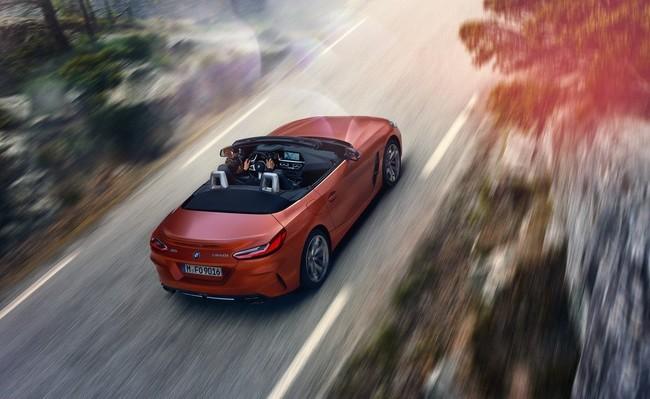El nuevo BMW Z4 rompe corazones con sus primeras fotos oficiales