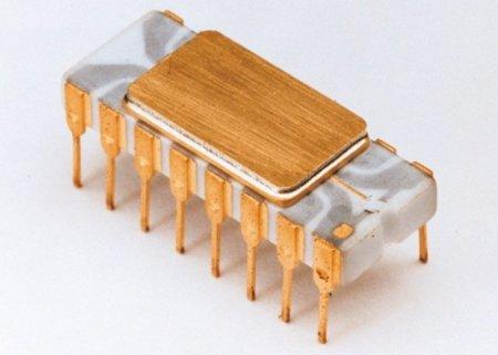 Intel 4004, cuarenta años para la historia