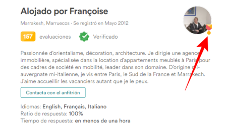 Perfiles Anfitriones Airbnb