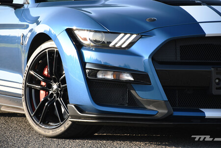 Ford Mustang Shelby Gt500 Mexico 12