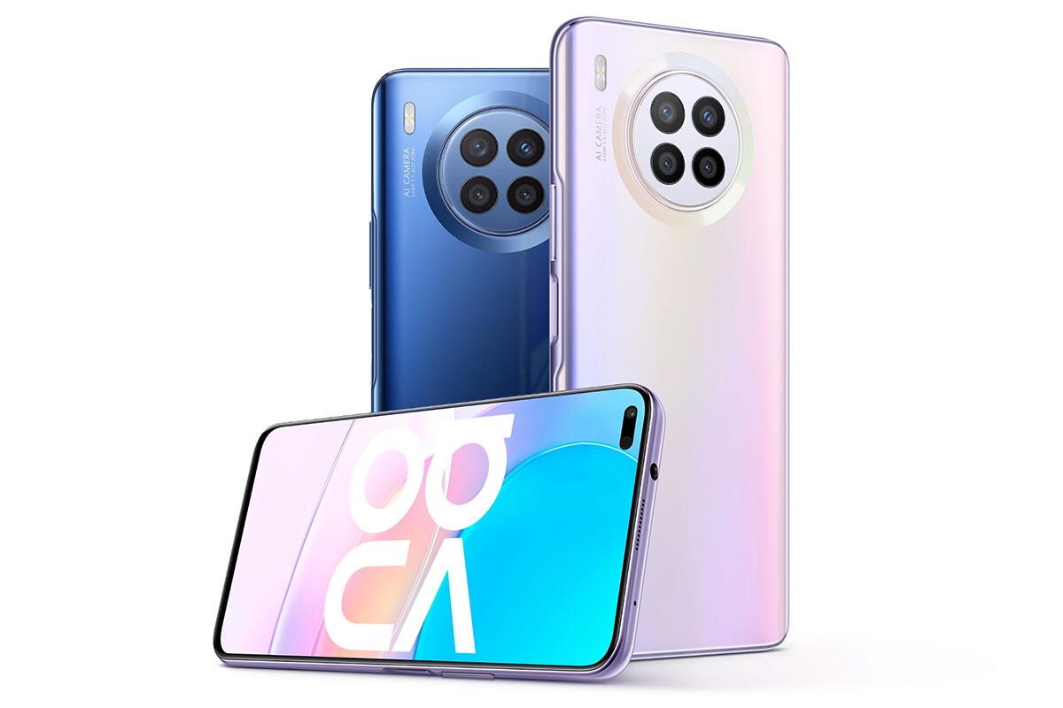 Huawei Nova 8i, ficha técnica de características y precio