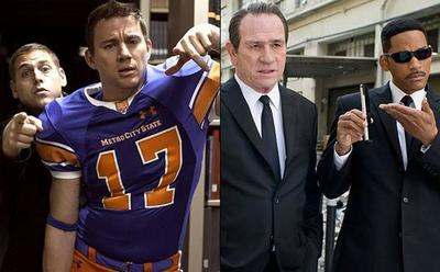 '23 Jump Street' se cruzará con 'Men in Black'