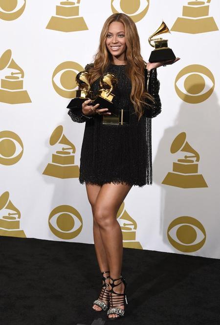 Beyonce Grammy 2015 3
