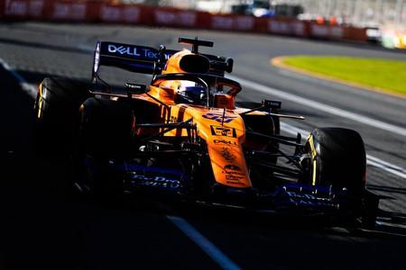 Carlos Sainz Mclaren Australia