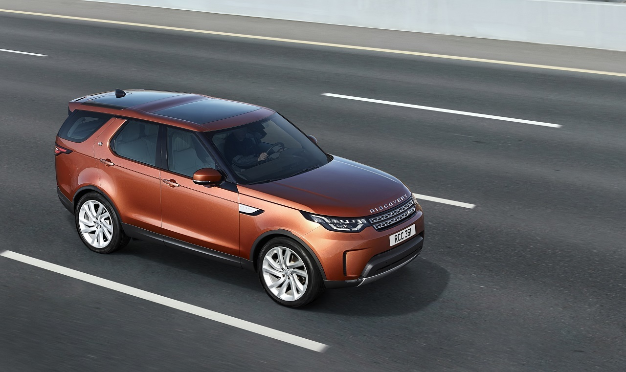 Foto de Land Rover Discovery (12/28)