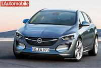 El nuevo Opel Astra llegará en 2015