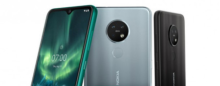 Nokia 7 2 Camaras