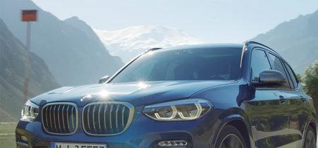 El BMW X3 que no tenías que ver hasta mañana en este vídeo es un mini X5
