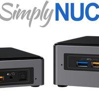 Los Intel NUC se ponen al día para convertirse en lo último en mini-ordenadores: Intel Optane, Kaby Lake y Thunderbolt 3