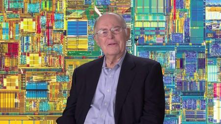 Gordon Moore, enunciador de la Ley de Moore