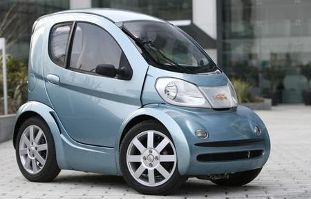 Zagato Volpe, coche eléctrico con estilo italiano Coches