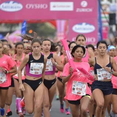Todo lo que necesitas saber para participar en La Carrera de la Mujer 2019 que tendrá lugar en ocho ciudades españolas distintas