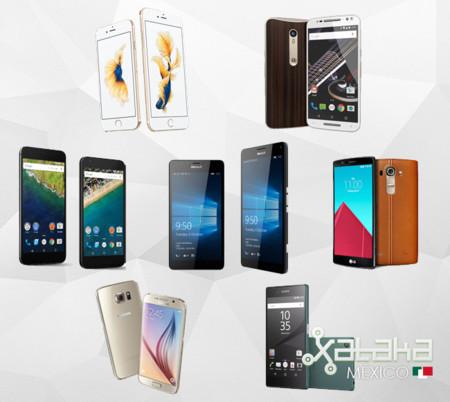 Llegan los nuevos Lumia 950 y así queda la competencia de buques insignia del 2015