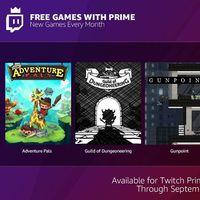 Gunpoint, Guild of Dungeoneering, y Strife: Veteran Edition entre los juegos de Twitch Prime de septiembre