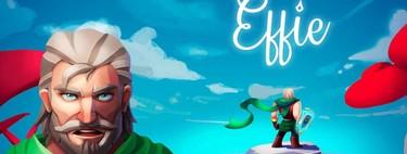 Análisis de Effie, un humilde y divertido homenaje a las  aventuras de plataformas de los 90