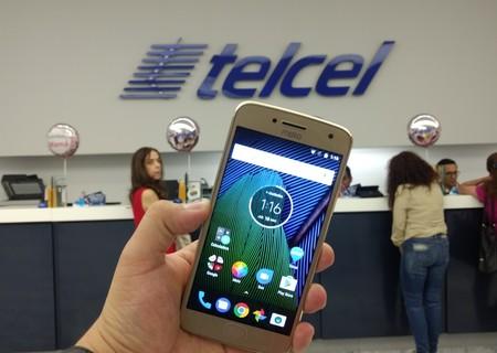 Moto G5 Plus Telcel