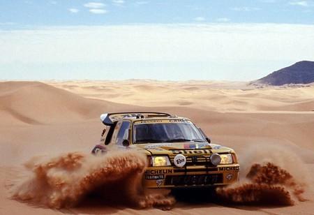 El proyecto Peugeot para el Dakar 2015 toma forma y ya es un secreto a voces