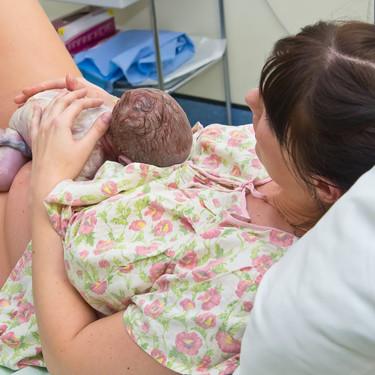 Cuando el bebé sufre falta de oxígeno en el momento del parto: causas, consecuencias y soluciones
