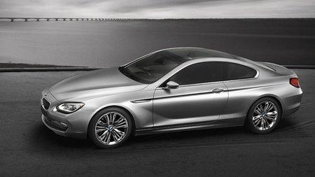 BMW Concept 6 Series Coupé, una belleza para el Salón de París