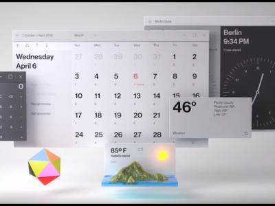 Microsoft Fluent Design System ofrece un diseño maravilloso pero ¿habrán aprendido en Redmond de Aero y sus fallos?