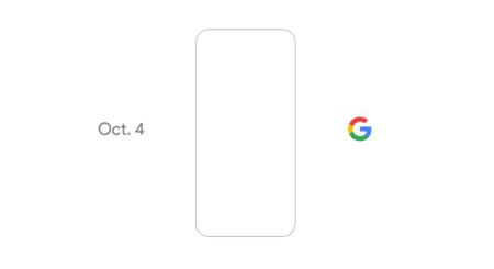 Google confirma que conoceremos su nuevo móvil, o móviles, el 4 de octubre