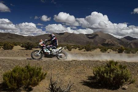 Dakar 2013: Calama - Salta, etapa 7