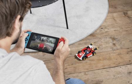 Compra el Mario Kart Live: Home Circuit para Nintendo Switch más barato en Amazon y recíbelo antes de Reyes por 94 euros