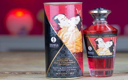 Shunga Aceite Masaje Lys Erotic Store