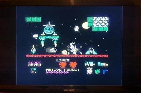 Sinclair Spectrum Vega