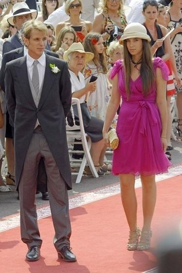 Andrea Casiraghi y Tatiana Santo Domingo repiten bodorrio, que casarse es muy bonito
