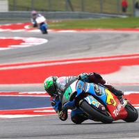 Hat-trick para Franco Morbidelli en Moto2 con otra aplastante demostración de superioridad en el GP de las Américas