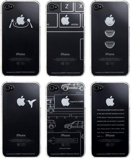 iTattoo, carcasas que decoran el iPhone 4