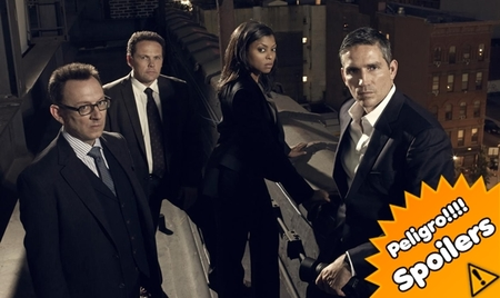 'Person of interest', descubriendo a la máquina