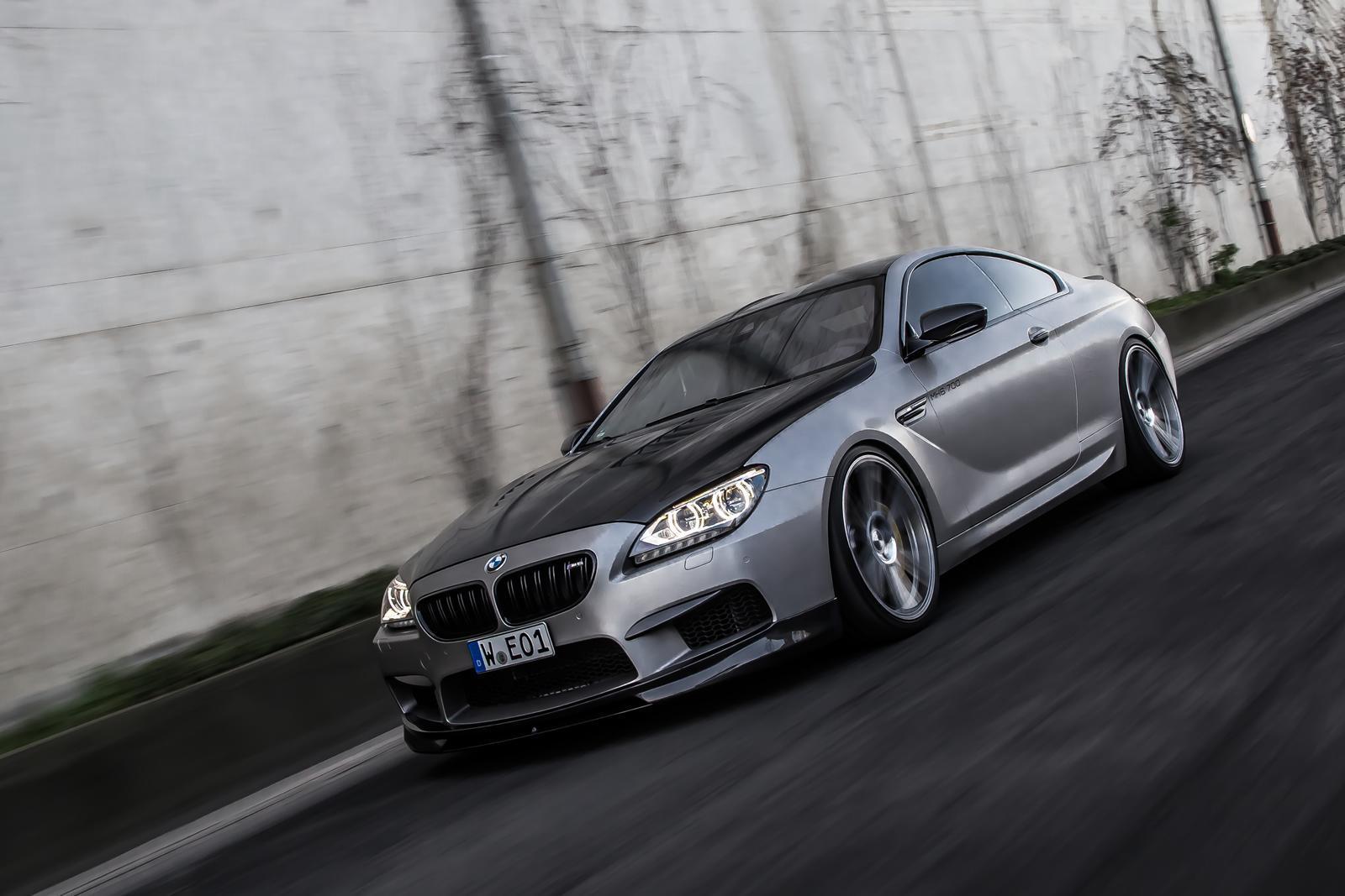 Foto de Manhart Racing BMW M6 Coupé MH6 (1/10)