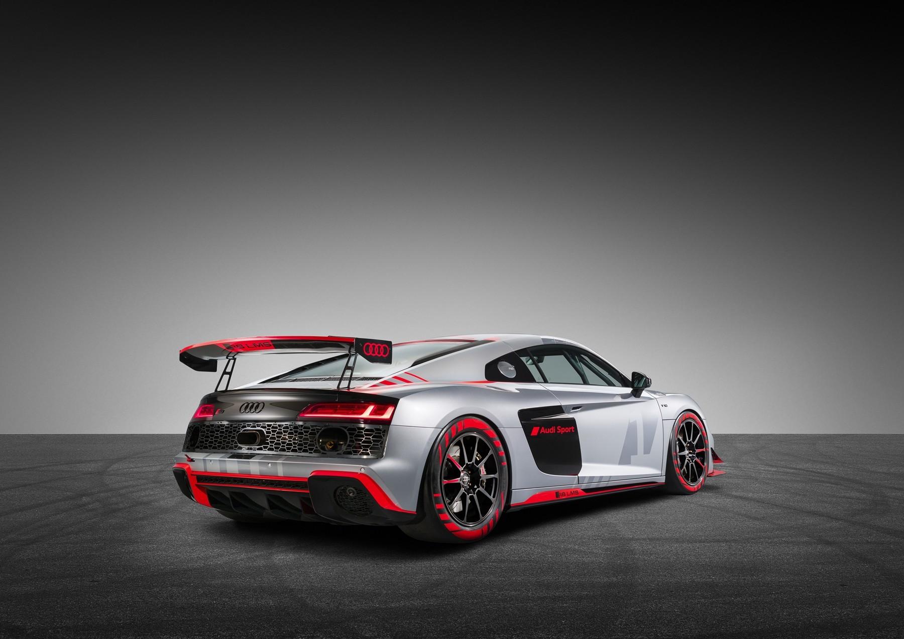 Foto de Audi R8 V10 RWS (5/12)