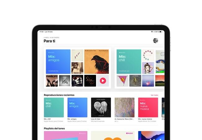Cómo configurar qué pueden ver los demás en tu perfil de Apple Music