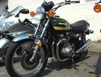 Kawasaki Z1 900, la rival de la CB 750