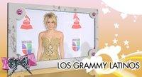 Los Grammy Latinos 2011: modelitos van y vienen