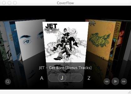 CoverFlow: Otra forma de seleccionar tu música